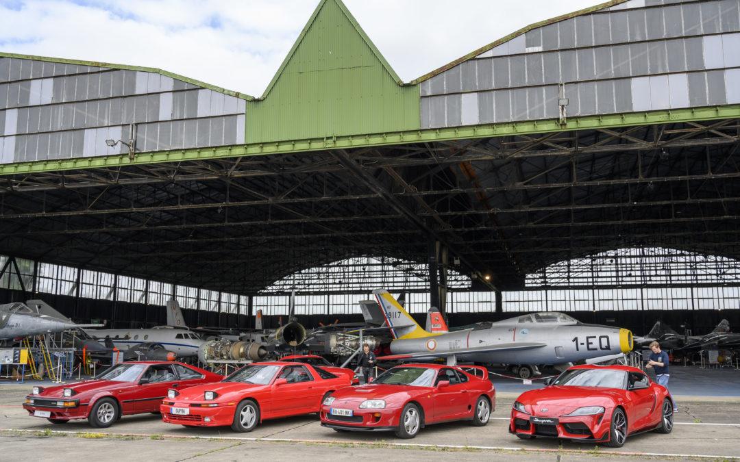 Toyota Supra – Le Mans